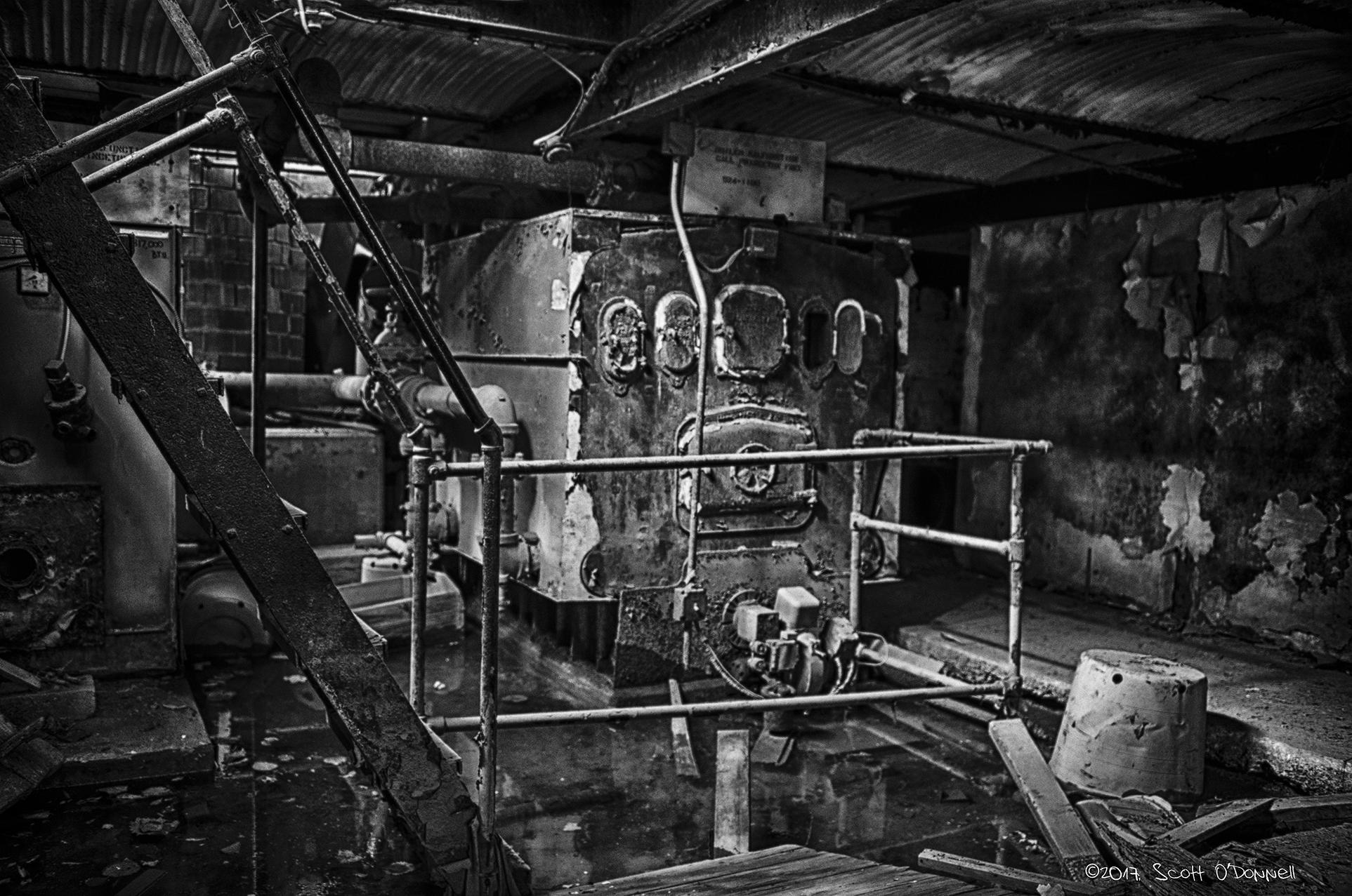Rusty Boiler(sm)