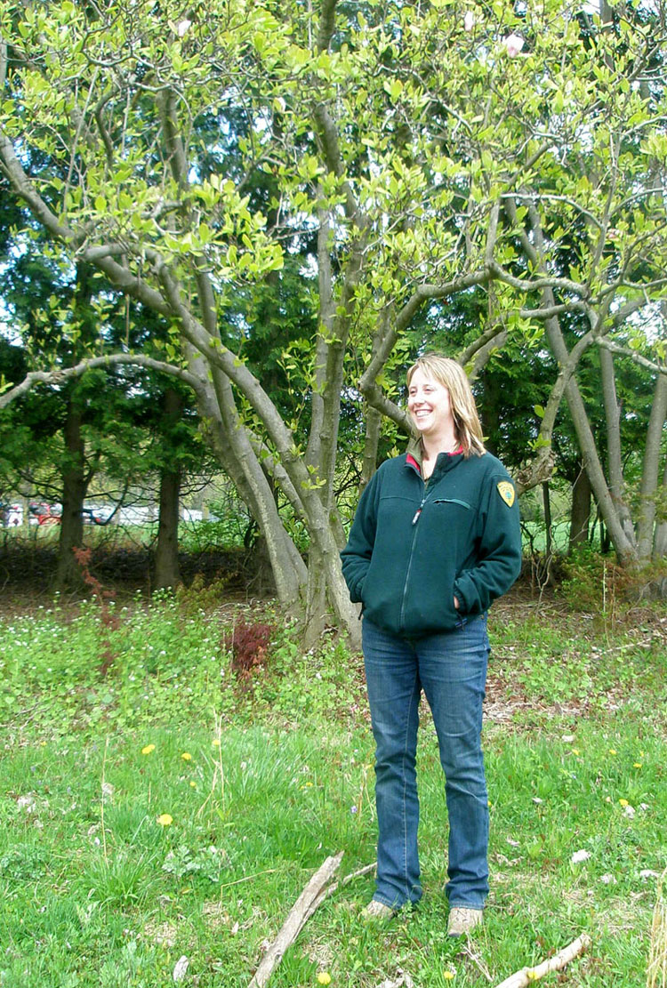 Stephanie Fox, D&R Canal State Park Naturalist